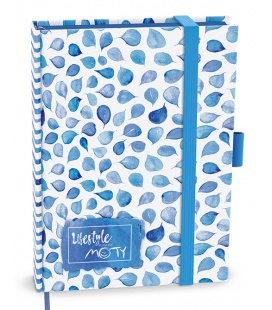 Diary - Motivační diář MOTY - B6 - lamino - undatedý 2020