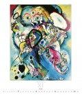 Wall calendar Wassily Kandinsky 2020