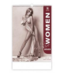 Wall calendar Women Exclusive 2020