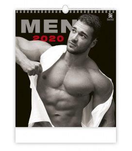 Wall calendar Men 2020