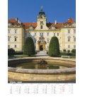 Wall calendar Morava/Moravia/Mahren 2020