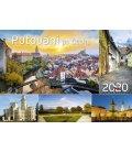 Wall calendar Putování po Česku 2020
