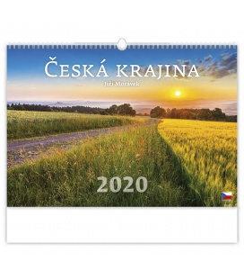 Wall calendar Česká krajina 2020