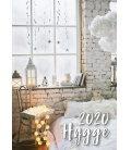Wall calendar Hygge 2020