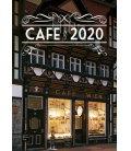 Wall calendar Cafe 2020