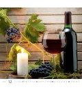 Wall calendar Wine 2020