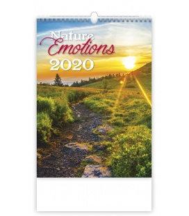 Wall calendar Nature Emotions 2020