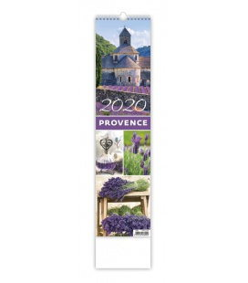 Wall calendar Provence - vázanka 2020