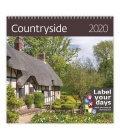 Wall calendar Countyside 2020