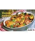 Table calendar Domácí kuchařka 2020