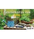 Table calendar Záhradkářův rok 2020