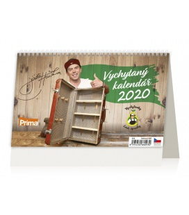 Table calendar Vychytávky Ládi Hrušky 2020