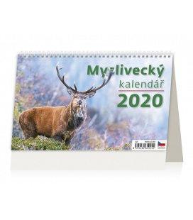Table calendar Myslivecký kalendář 2020
