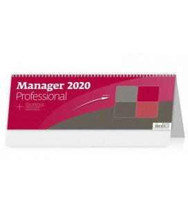Table calendar Manager Professional 2020