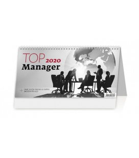 Table calendar Top Manager 2020