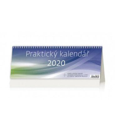 Table calendar Praktický kalendář OFFICE 2020