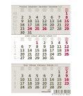 Table calendar Mini tříměsíční kalendář/Mini trojmesačný kalendár 2020