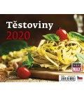 Table calendar MiniMax Těstoviny 2020