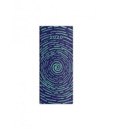 Pocket diary monthly - Napoli - design 1 2020