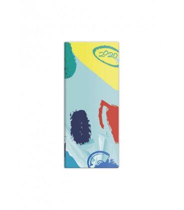 Pocket diary monthly - Napoli - design 2 2020