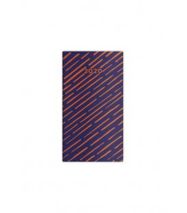 Pocket diary fortnightly - Napoli - design 7 2020