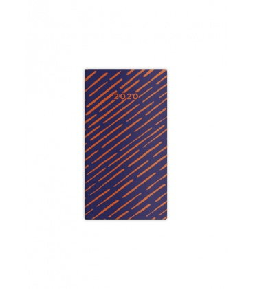 Pocket diary fortnightly - Napoli - design 7 2020