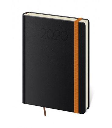 Daily Diary A5 New Praga 2020