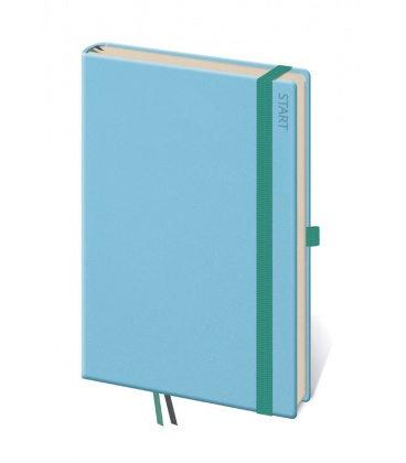Diary Start 365 - Motivational diary + notebook + planner 2020