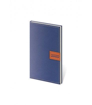 Weekly Pocket Diary Toledo 2020