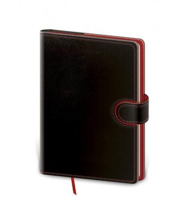 Notepad - Zápisník Flip B6 lined 2020