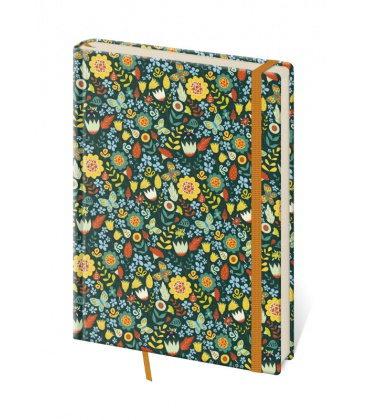 Notepad - Zápisník Vario design 6 - lined L 2020