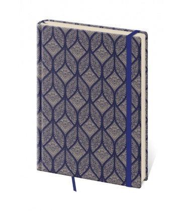 Notepad - Zápisník Vario design 4 - dotted L 2020