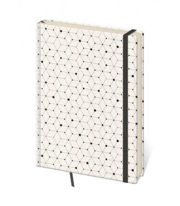 Notepad - Zápisník Vario design 5 - dotted L 2020