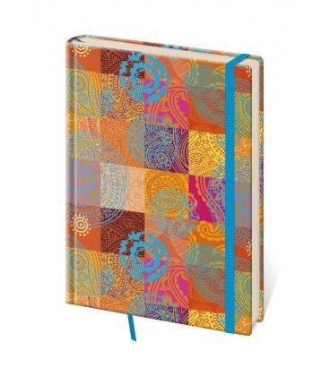 Notepad - Zápisník Vario design 8 - lined M 2020