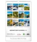 Wall calendar Národné parky Slovenska SK 2020