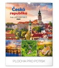 Wall calendar Czech Republic 2020