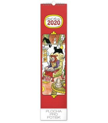 Wall calendar Josef Lada – Fairy tales 2020