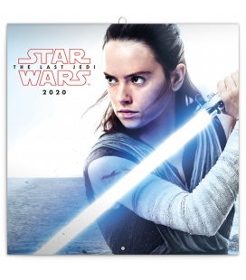Wall calendar Star Wars 2020