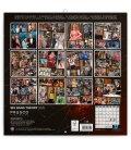 Wall calendar Bing bang Theory 2020