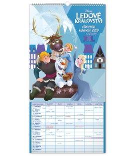 Wall calendar Family planner XXL – Frozen 2020