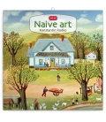 Wall calendar Naive Art – Konstantin Rodko 2020