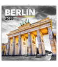 Wall calendar Berlin 2020