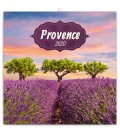 Wall calendar Provence – scented 2020