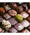 Wall calendar Chocolate – scented 2020