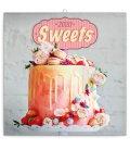 Wall calendar Sweets 2020