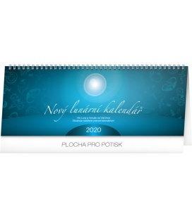 Table calendar New lunar 2020