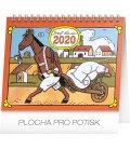 Table calendar Josef Lada – Animals 2020