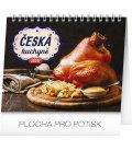 Table calendar Czech cuisine 2020