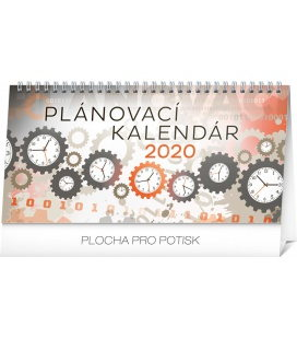 Table calendar Weekly planner SK 2020