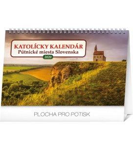 Table calendar Catholic calendar SK 2020